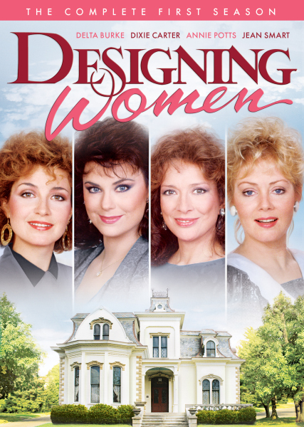 Watch Movie Designing Women - Season 4
