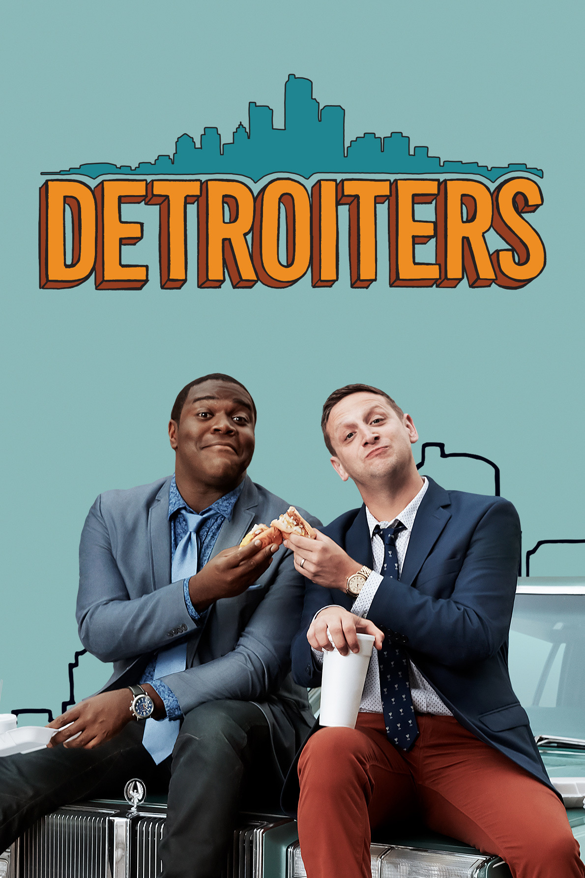 Watch Movie Detroiters - Season 2