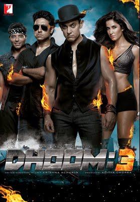 Watch Movie Dhoom 3