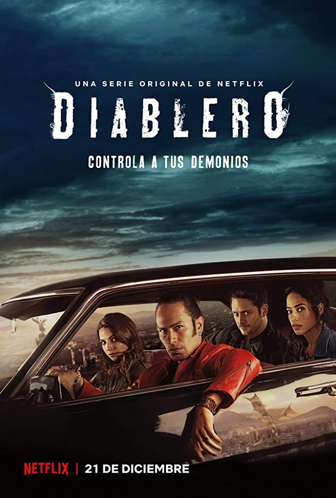 Watch Movie Diablero - Season 2