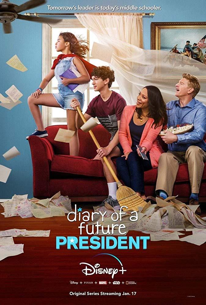 Watch Movie Diary of a Future President - Season 1