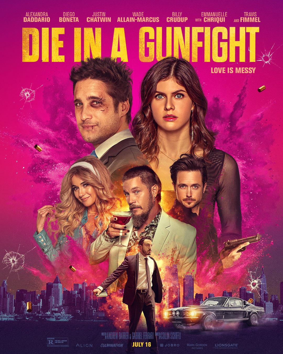Watch Movie Die in a Gunfight