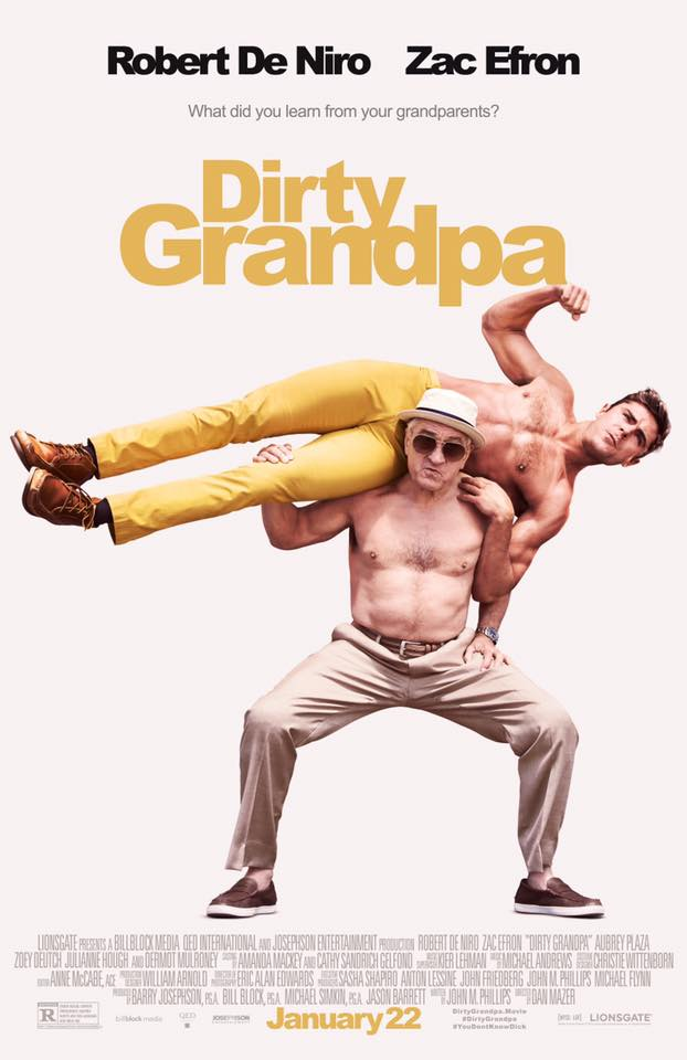 Watch Movie Dirty Grandpa