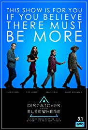 Watch Movie Dispatches From Elsewhere - Season 1
