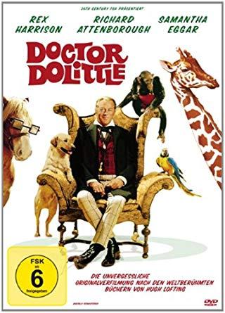 Watch Movie Doctor Dolittle