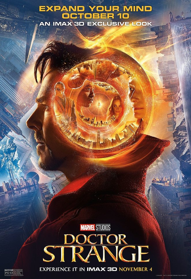 Watch Movie Doctor Strange