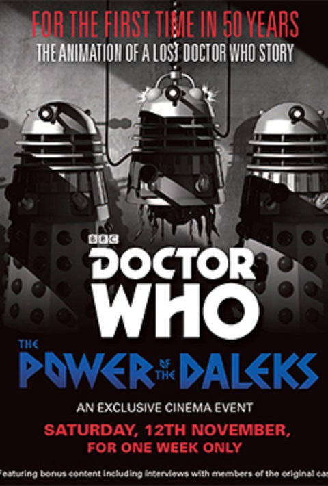 Watch Movie Doctor Who: The Power of the Daleks - Season 1