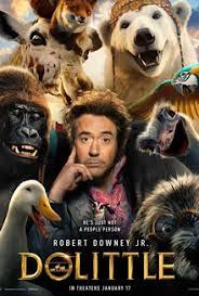 Watch Movie Dolittle (2020)