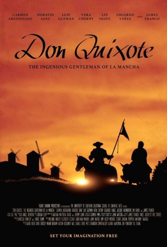 Watch Movie Don Quixote: The Ingenious Gentleman