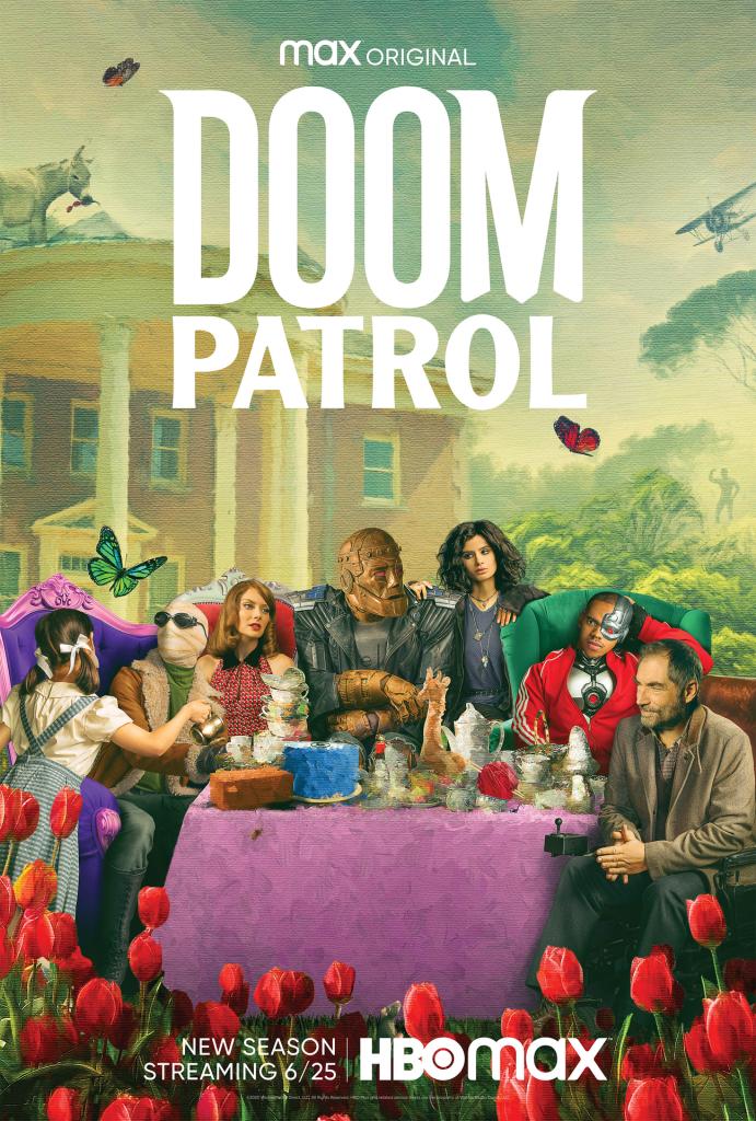 Watch Movie Doom Patrol - Season 2