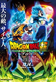 Watch Movie Doragon bôru chô: Burorî - Dragon Ball Super: Broly