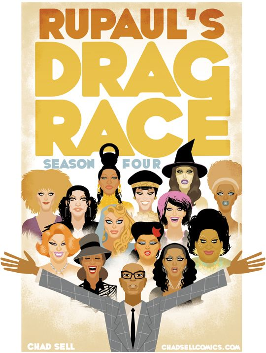 Watch Movie Drag Race - Season 1