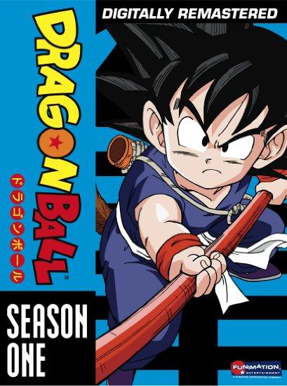 Watch Movie Dragon Ball - Season 1