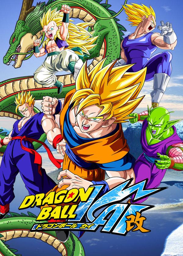 Watch Movie Dragon Ball Z Kai - Season 4