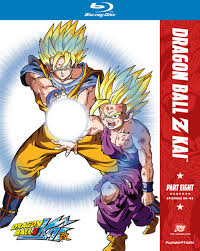 Watch Movie Dragon Ball Z Kai - Season 6
