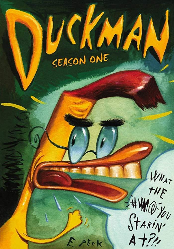 Watch Movie Duckman: Private Dick/Family Man - Season 4
