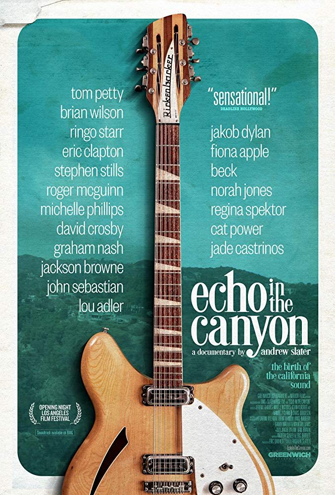 Watch Movie Echo in the Canyon