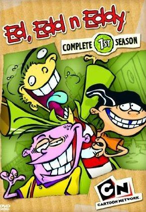 Watch Movie Ed, Edd n Eddy - Season 1