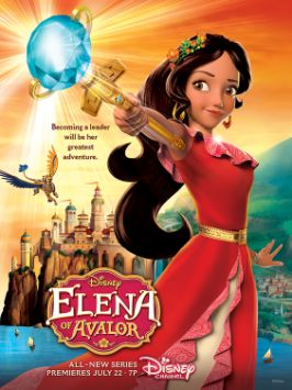Watch Movie Elena of Avalor - Season 3