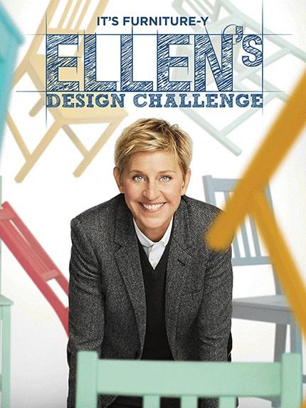 Watch Movie Ellen's Design Challenge- Season 1