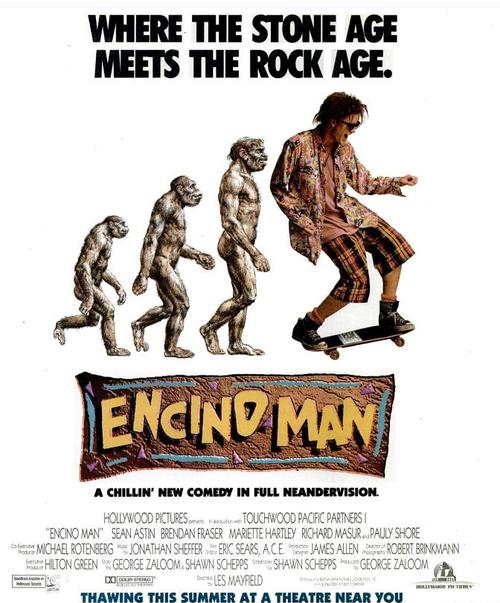 Watch Movie Encino Man