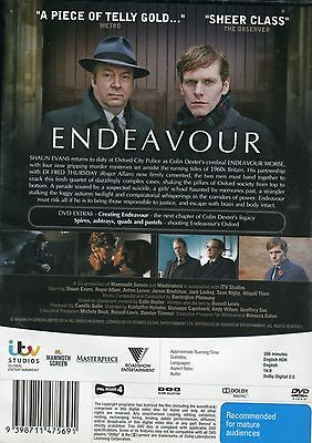 Watch Movie Endeavour - Season 4