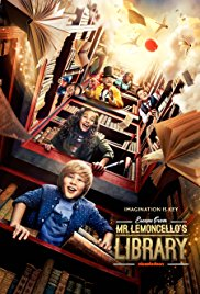 Watch Movie Escape from Mr. Lemoncello's Library