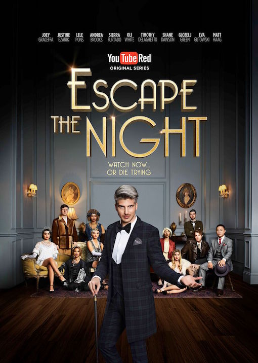 Watch Movie Escape the Night - Season 3