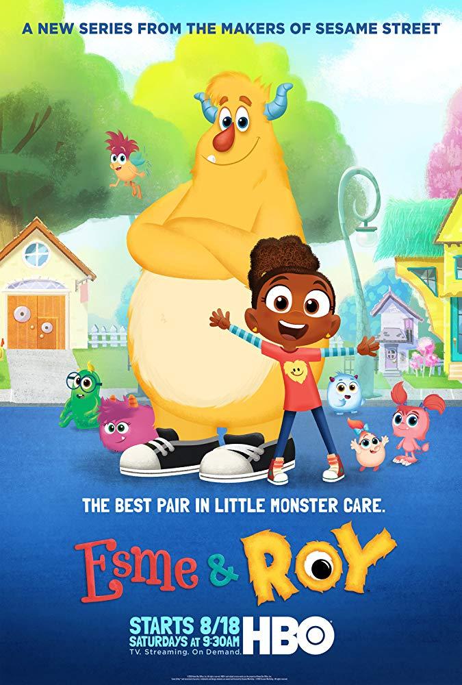 Watch Movie Esme and Roy - Season 1