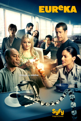Watch Movie Eureka - Season 5