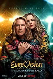 Watch Movie Eurovision Song Contest: The Story of Fire Saga