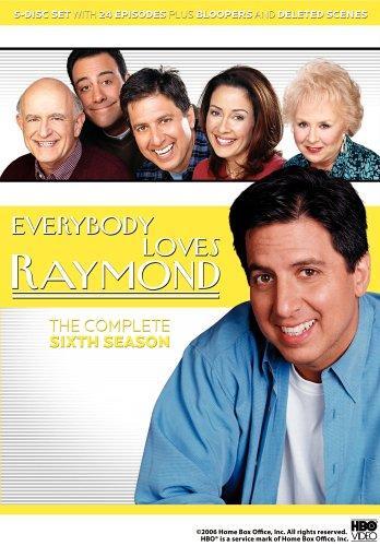 Watch Movie Everybody Loves Raymond - Season 6