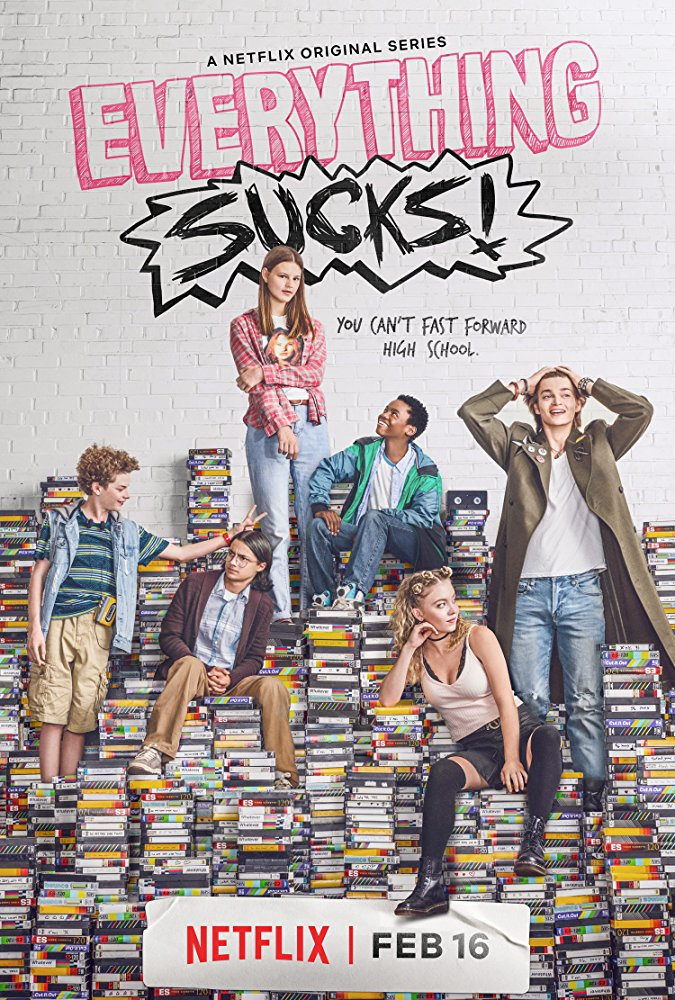 Watch Movie Everything Sucks! - Season 1