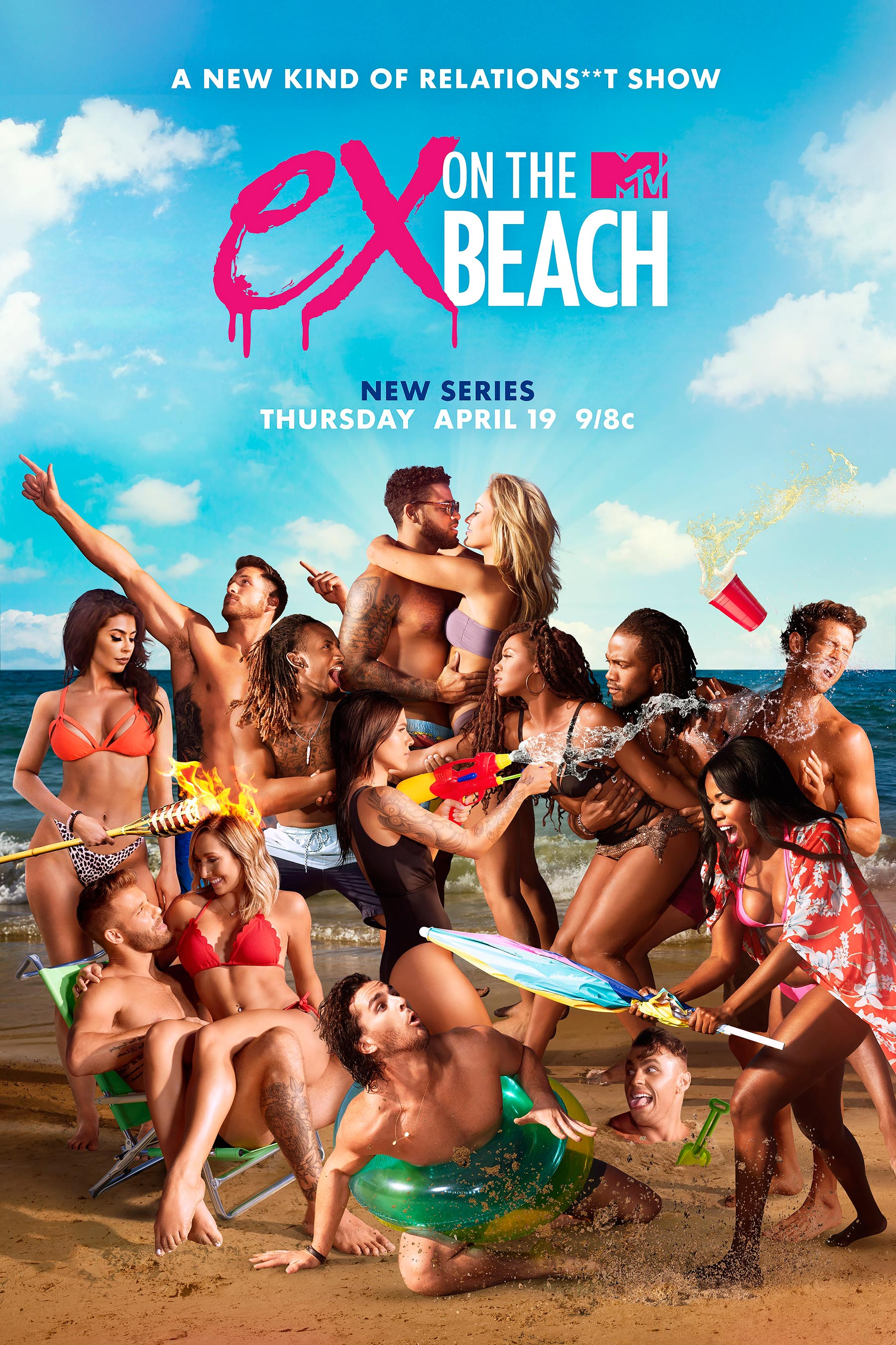 Watch Movie Ex on the Beach (US) - Season 1