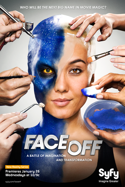Watch Movie Face Off - Season 3