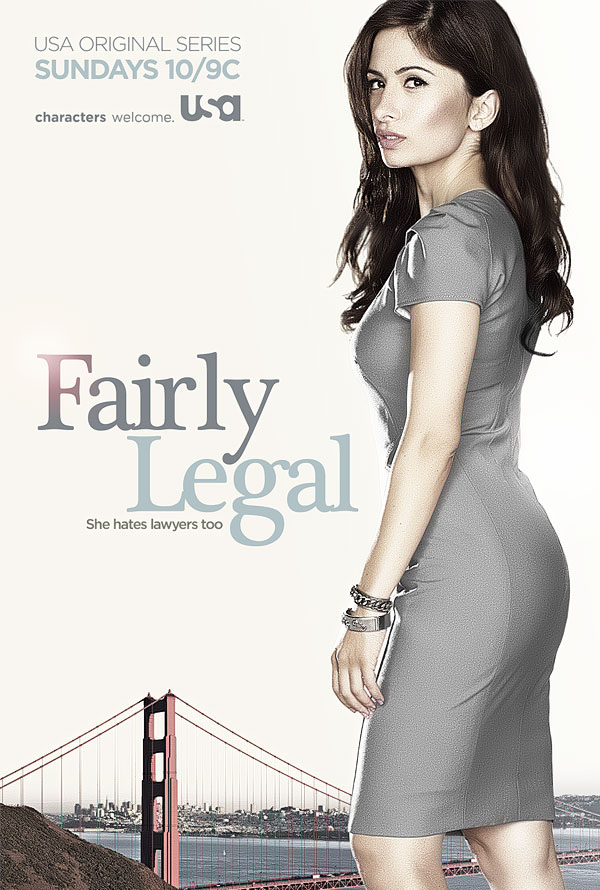 Watch Movie Fairly Legal - Season 1