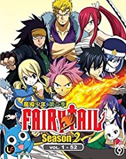 Watch Movie Fairy Tail Season 2 (English Audio)