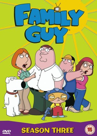 Watch Movie Family Guy - Season 3