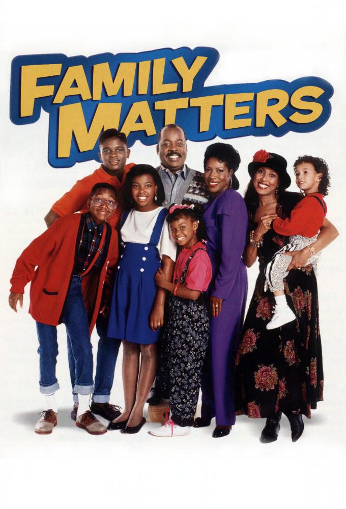 Watch Movie Family Matters - Season 7