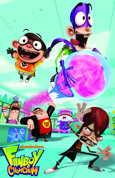 Watch Movie Fanboy and Chum Chum - Season 2