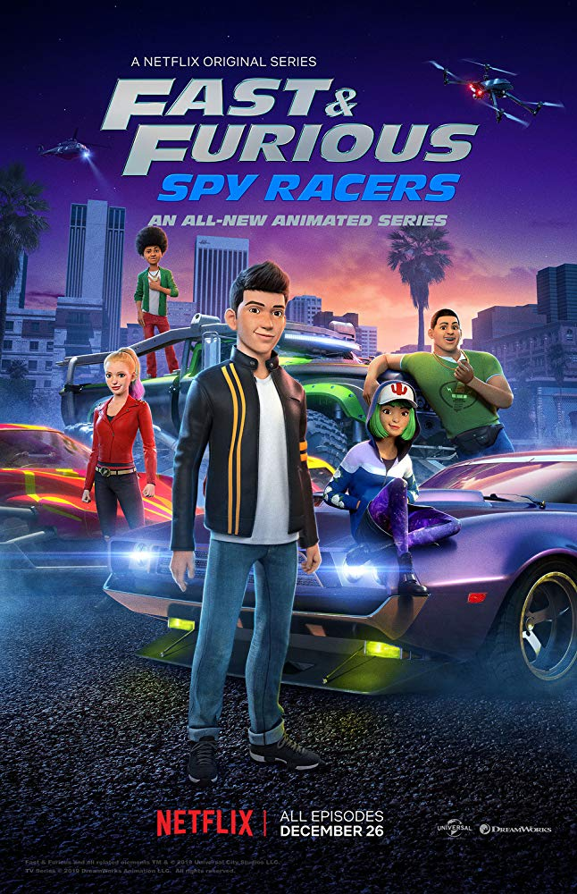 Watch Movie Fast & Furious: Spy Racers - Season 1