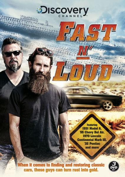 Watch Movie Fast N' Loud - Season 13
