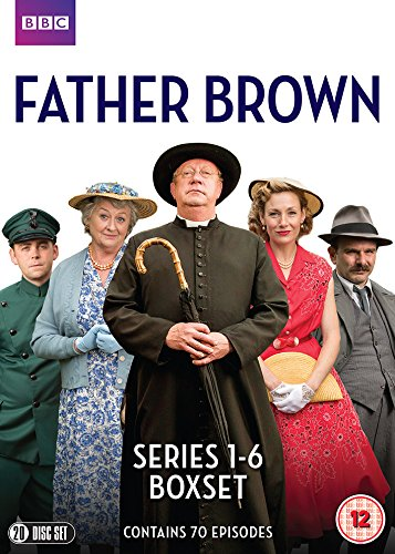 Watch Movie Father Brown - Season 8
