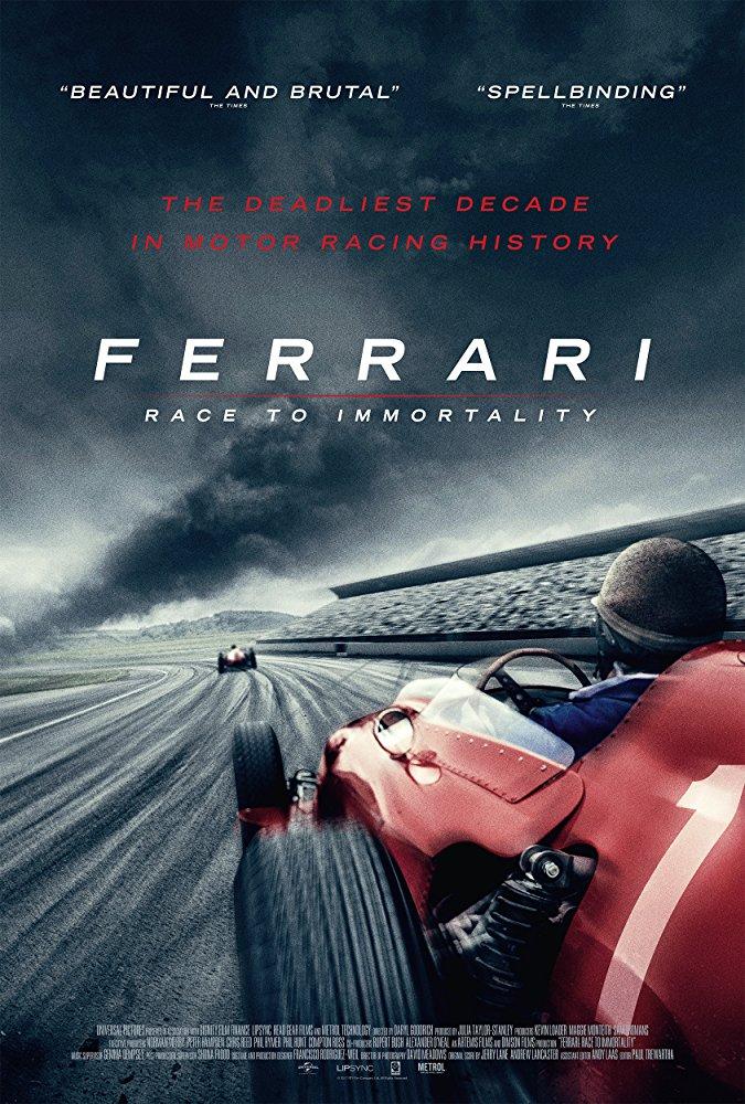 Watch Movie Ferrari: Race to Immortality