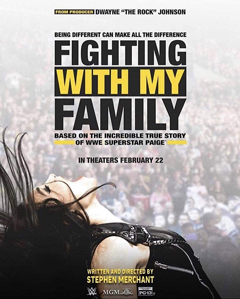 Watch Movie Fighting with My Family