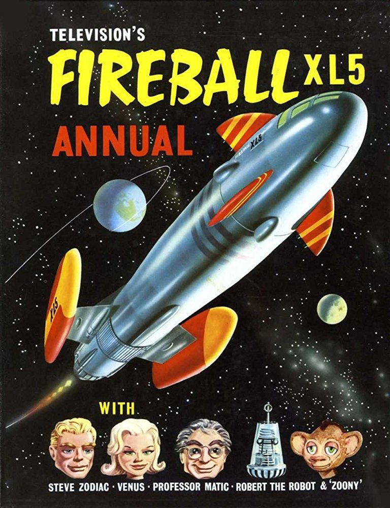 Watch Movie Fireball XL5