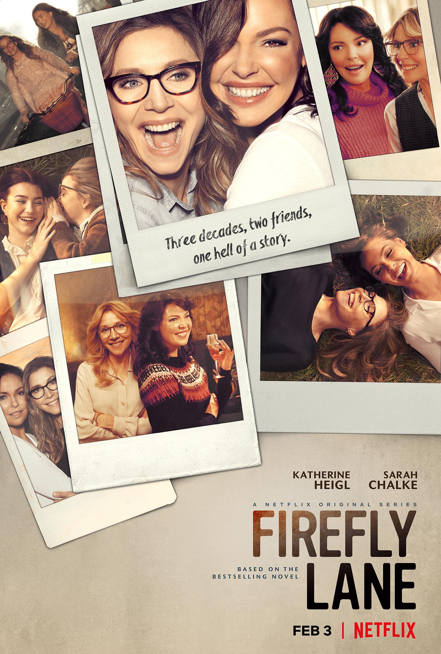 Watch Movie Firefly Lane - Season 1
