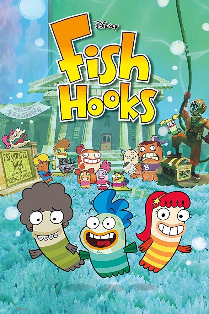 Watch Movie Fish Hooks - Season 1
