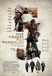 Watch Movie Five Fingers for Marseilles