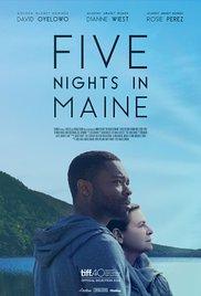 Watch Movie Five Nights in Maine